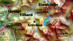 Balades le lac de roselend - Office du tourisme bourg saint maurice ...